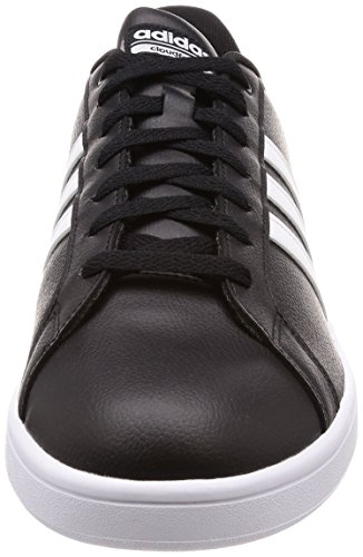 Adidas Cestini Nero Homme Bianco Cloudfoam Bianco Noir Vantaggio Ftwr Ftwr nucleo xTgTwH