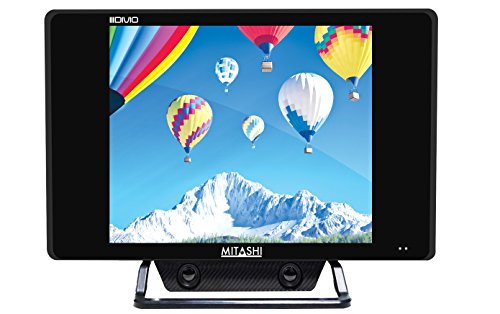 Mitashi MiE017V15 43.18 cm (17 inches) HD LED TV with Sound bar technology (Black)