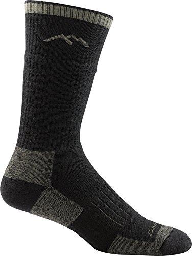 Darn Tough Boot Cushion Socks - Men's Charcoal Large -