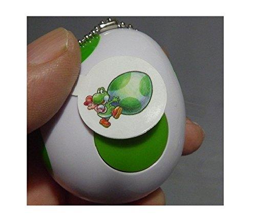 Island Ds New Yoshis (Yoshi's New Island Figure Keychain Swing~Yoshi egg Projector~Baby Mario #1)