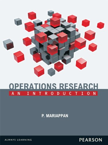 Introduction To Operations Research Pdf