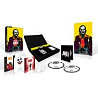 Joker Collector's Edition (4K Ultra HD + Blu Ray), Poster, Art Card e Replica Biglietto, Cofanetto da Collezione