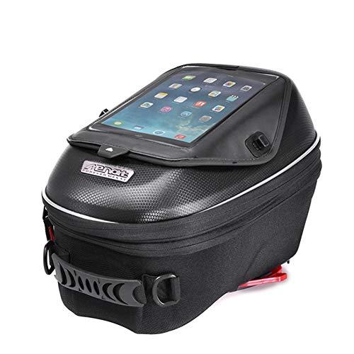WQING Motorrad Tankrucksack Reise Outdoor Sporttasche Hard Case Wasserdicht Große Kapazität Multifunktionsbeutel