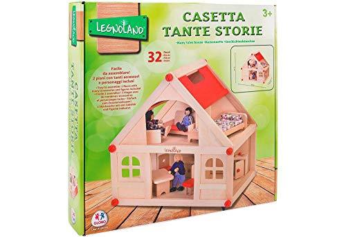 Globo- Casa delle Bambole Tante Storie, 38291