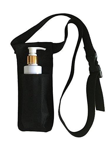 H-ROOT Massaggio Porta bottiglia olio con bottiglia libera