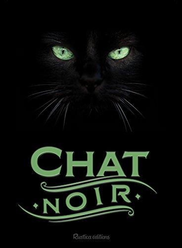 Chat noir par Nathalie Semenuik
