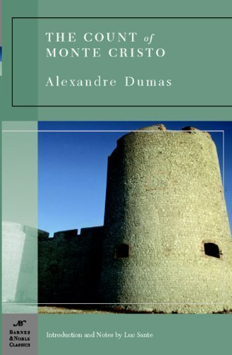 The Count of Monte Cristo Abridged Edition by Alexandre Dumas published by Barnes & Noble Classics (2004)
