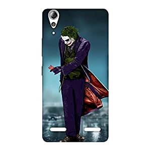 Stylish Walking Mad Back Case Cover for Lenovo A6000