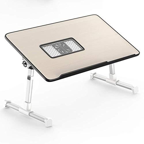 Esstisch Partytisch -GR Tragbarer Klapptisch Büro Einfacher Schreibtisch Computer Laptop Schreibtisch Bett Schreibtisch Folding Studentenwohnheim Kleine Faule Kleine Tabelle Multi-größe Optional Garte (8 Ft Kunststoff-tabelle)