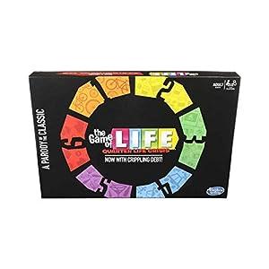 Juego de Mesa The Game of Life: Quarter Life Crisis
