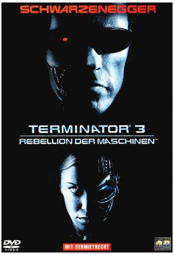 COLUMBIA Terminator 3 - Rebellion der Maschinen [Verleihversion]