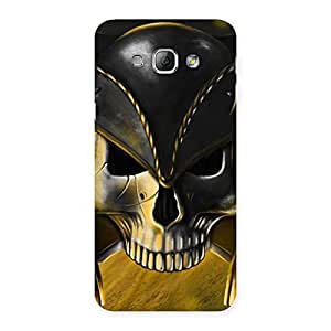 Skull Swords Back Case Cover for Galaxy A8