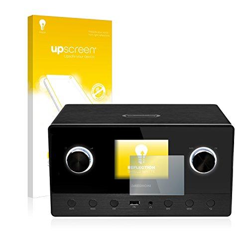 upscreen Matt Schutzfolie für Medion Life P85111 (MD 87295) – Entspiegelt, Anti-Reflex, Anti-Fingerprint