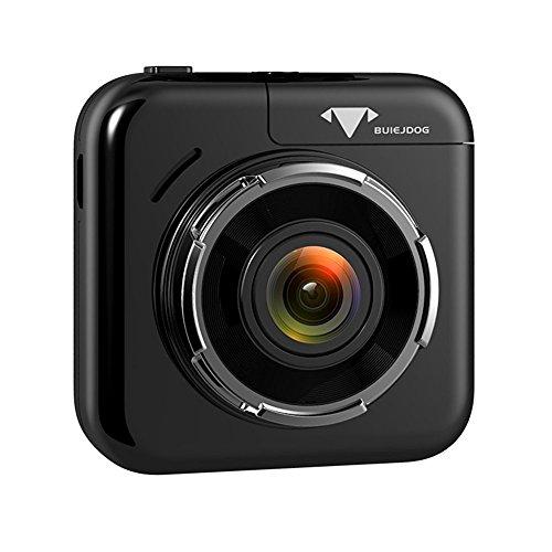 Auto Camera BUIEJDOG Auto Camera 1080p Dashcam 170° Weitwinkel,  Autokamera mit G-Sensor Nachtsicht, Automatische Loop-Zyklus Aufnahme, Bewegungserkennung