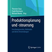 Produktionsplanung und -steuerung
