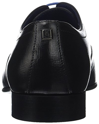 Azzaro Herren Cipria Oxfords Noir (noir)