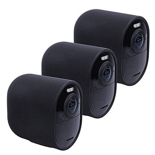 HOLACA Protective Silicone Skin Cover kompatibel mit Arlo Ultra Arlo Pro 3- Wasserdicht und schützt Ihre Arlo Ultra Arlo Pro 3 Kamera