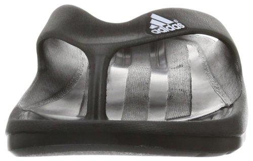 adidas Duramo Thong Q22016, Ciabatte da doccia Uomo Nero (Schwarz (Black 1 / Running White Ftw / Black 1))
