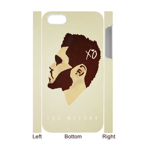 LP-LG Phone Case Of The Weeknd XO For Iphone 5C [Pattern-6] Pattern-5