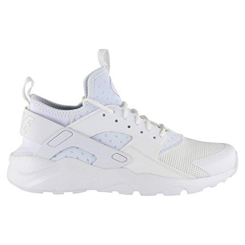 Nike Air Huarache Run Ultra Gs, Scarpe da Corsa Bambino bianco