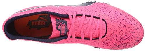 Puma  TFX Star v3, Chaussures de course pour homme Rose - Pink (03 fluo pink-peacoat-white)