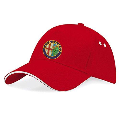 alfa-romeo-bestickte-baseball-cap-mtze-k23-rot