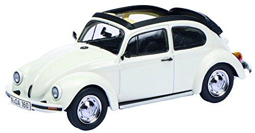 Schuco Dickie VW Escarabajo Open Air Escala 1: 43