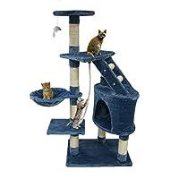 Todeco Árbol para Gatos, Escalador para Gatos