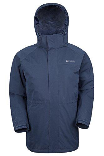 Mountain Warehouse Westport Inverno giacca lunga Blu navy Large