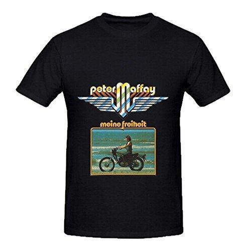 peter-maffay-meine-freiheit-roll-herrens-o-neck-cute-tee-shirts-x-large