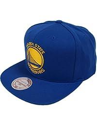 Mitchell & Ness NBA Solid Golden State Warriors Snapback Cap