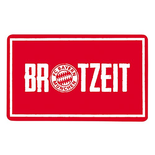 FC Bayern München brotzeitbrettchen/planche à pain Temps Plus autocollants Forever Munich