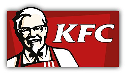 kfc-kentucky-fried-chicken-fastfood-de-haute-qualite-pare-chocs-automobiles-autocollant-15-x-8-cm