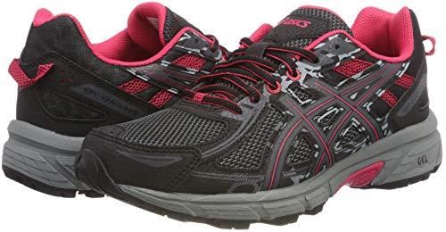 41LKyTFEgAL - ASICS Women's Gel-Venture 6 Running Shoes, 9.5 UK