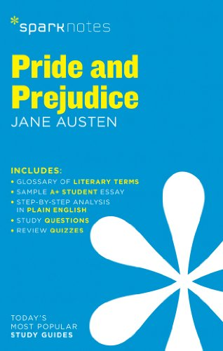 Pride and Prejudice SparkNotes Literature Guide (Sparknotes Literature Guide Se)