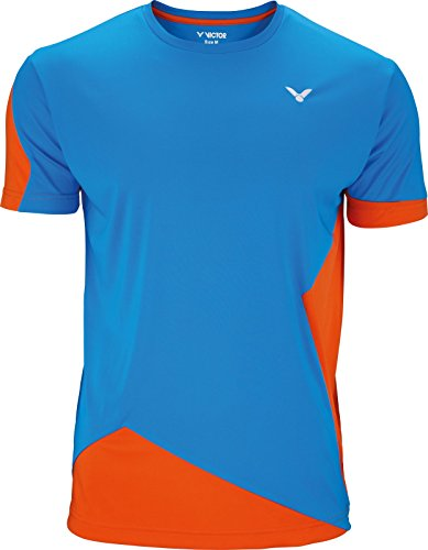 Victor T-Shirt Function Unisex orange 6108 - M
