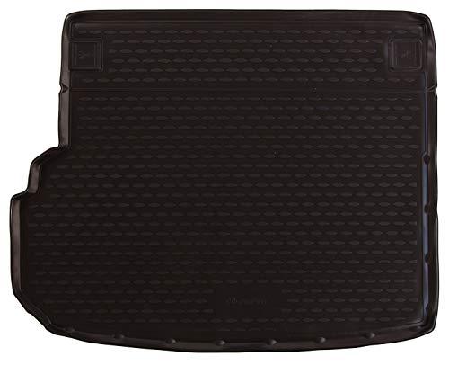 SIXTOL Auto Kofferraumschutz für den Mercedes-Benz GLK-classs X204 - Maßgeschneiderte antirutsch Kofferraumwanne für den sicheren Transport von Einkauf, Gepäck und Haustier
