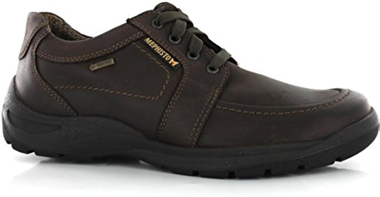 Mephisto Bristol GT Grizzly 151 Dark Brown - Zapatos Hombre -