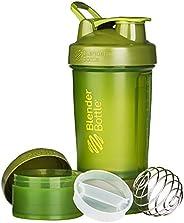Blender Bottle Prostak  Protéine Shaker / Bouteille d'eau  avec boîtes supplémentaires 100,150 ml + compar
