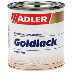 Goldlack 125ml Gold Lack für Holz*