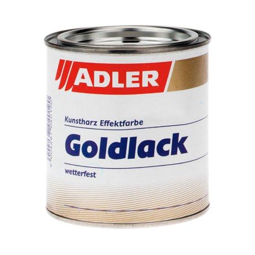 Goldlack 375ml Lack für Holz Metall innen und außen Bastelllack