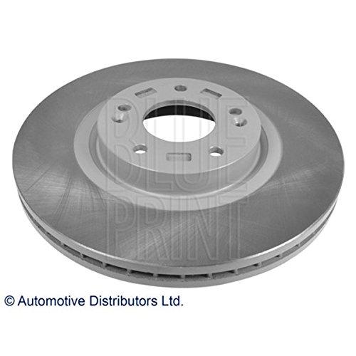 Preisvergleich Produktbild Bremsscheibe Vorderachse - Blue Print ADG043157