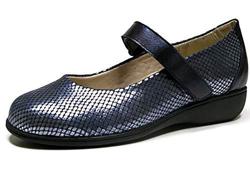 Zapato Merceditas Mujer salón cuña Marca DOCTOR