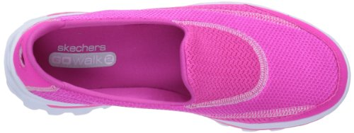 Skechers Damen Go Walk 2 Sneakers Pink (Hpk)