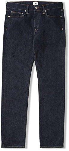 Edwin ED-75 Relaxed Tapered Jeans Blue Rinsed