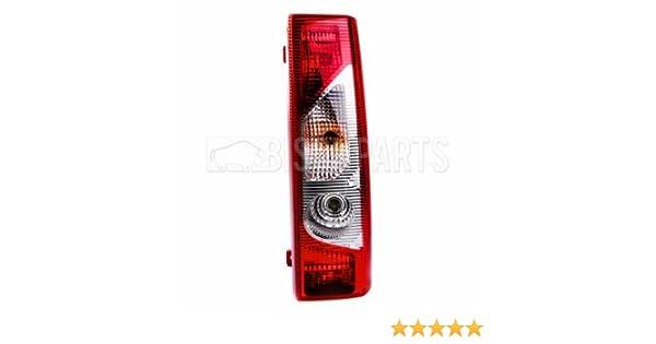 Trafic Driver Side Offside Rear Light Lamp Unit 2007-2013