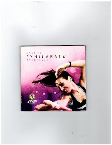 Best of Exhilarate Soundtrack Zumba Fitness (CD Only) (2011-08-03)