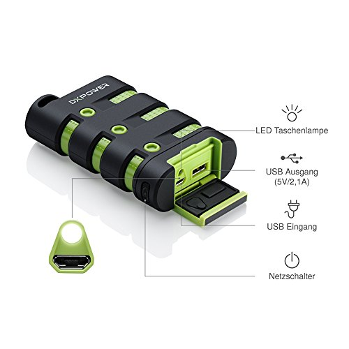 DXPower </br>10000mAh </br>Outdoor - 2