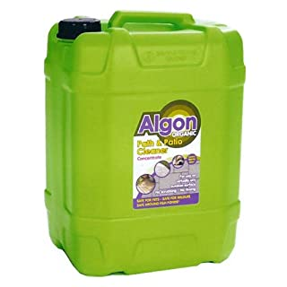 Algon 20L Organic Path and Patio Cleaner Concentrate Drum