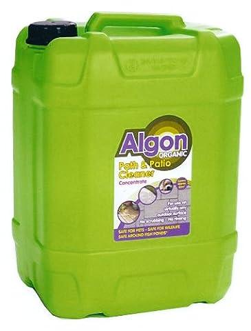 Algon Organisches Weg- und Terrassenreinigungskonzentrat, 20 l Kanister